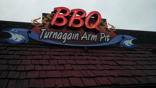 Indian, AK: Turnagain Arm Pit BBQ