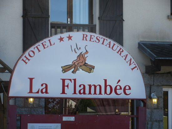 Bourg-Madame, فرنسا: La flambée