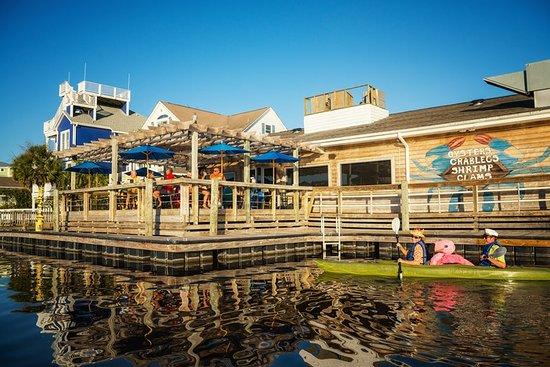 Wilmington, NC: Gibby's Dock & Dine