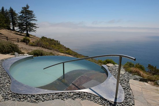 Big Sur, Californien: Post Ranch