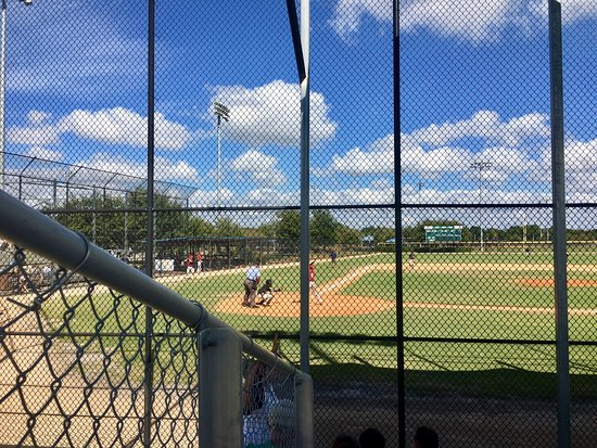 Auburndale, FL: One of the baseball fields