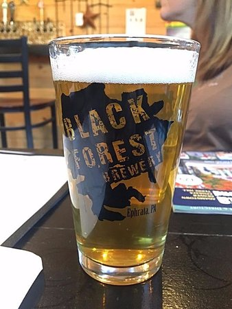 Black Forest Brewery: A tasty Kolsh from Black Forest