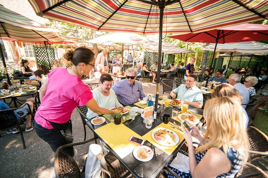 The Rainbow Restaurant Fort Collins Colorado Patio Brunch