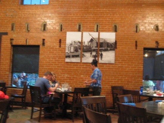 Belton, TX: VIEW FROM INSIDE