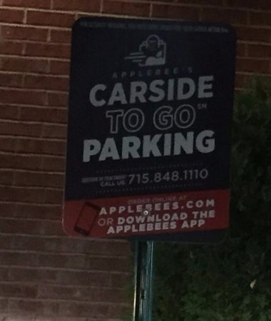 Wausau, WI: Carside to go in and get your cold food! Horrible service.