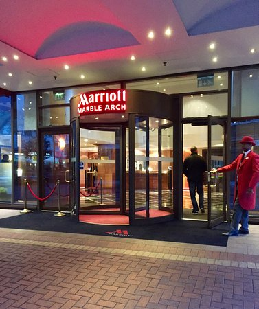 London Marriott Hotel Marble Arch Photo