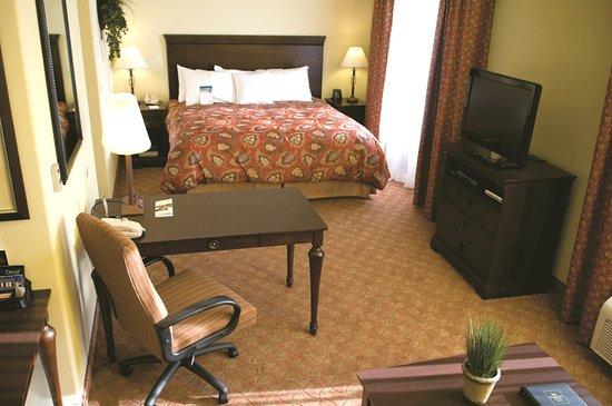 Homewood Suites by Hilton McAllen: Studio Suite with King Bed