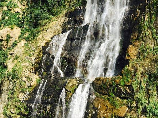 Wu Zhong Creek Waterfall