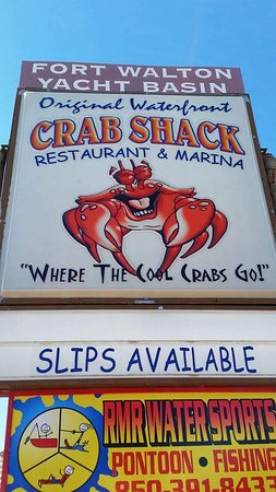 Original Waterfront Crab Shack
