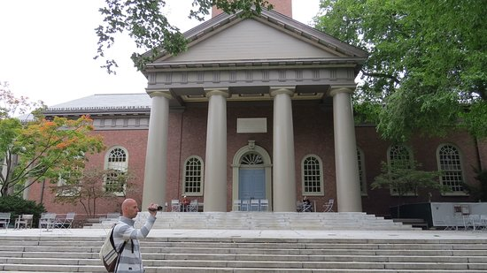 Public Tour of Harvard