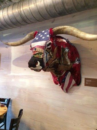 Round Top, Teksas: Something interesting