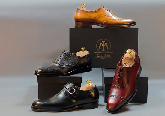 3016edfb527e ManGii Suit   Shoes - Custom Made  All the shoes are customized