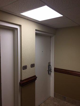 BEST WESTERN PLUS Burlington: 24/7 cell block lighting