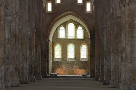 Chatillon-sur-Seine, Frankrike: Fontenay Abbey