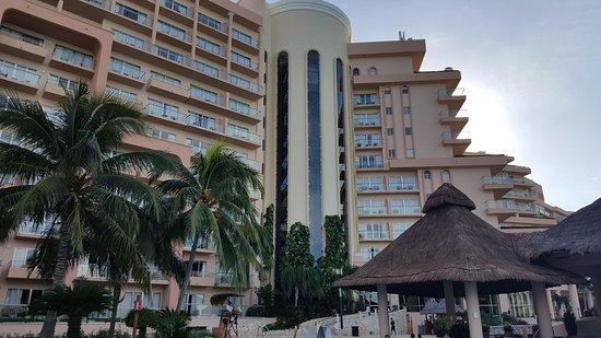 Grand Fiesta Americana Coral Beach Cancun: Fabuloso!!