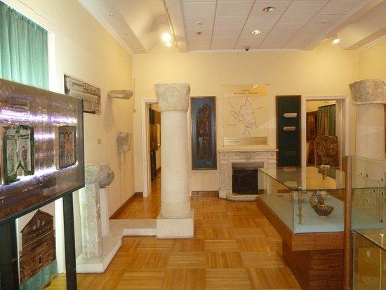 Ioannina Region, Grecia: Από το εσωτερικό του μουσείου.