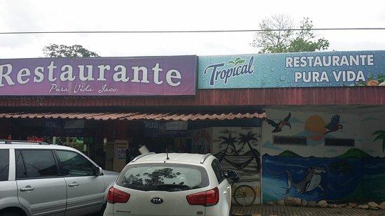 Restaurante Pura vida Jaco: 20161028_154938_large.jpg