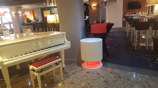 Crowne Plaza Toulouse: 20161029_104014_large.jpg