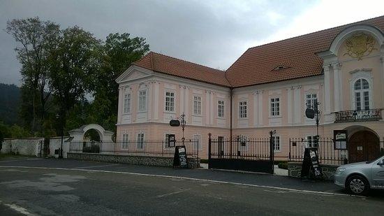 Susice, Çek Cumhuriyeti: Hrádek u Sušice