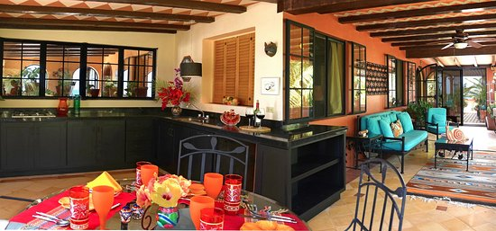 Los Frailes, Μεξικό: Penthouse Suite Kitchenette