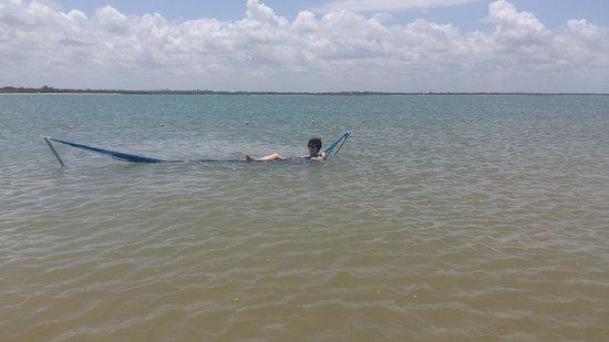 Ilha dos Namorados: Rede