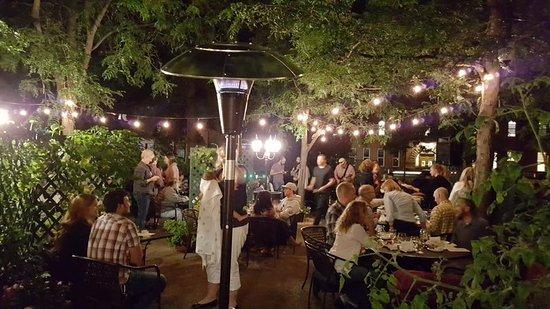 The Rainbow Restaurant Fort Collins Colorado Garden Patio Private Party