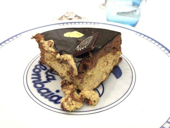 Grand Hotel Quisisana: From the dessert cart - yum!!