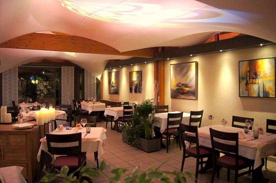 Avenches, Switzerland: Salle à manger
