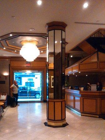 Hotel Metro Bild