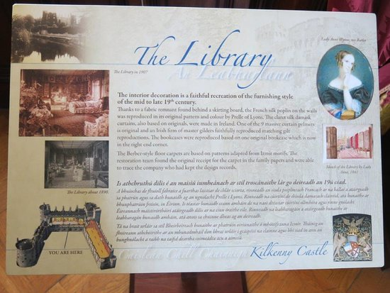 Kilkenny, Ierland: The Library