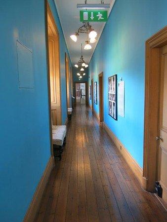 Kilkenny, Ierland: Upstairs Hallway