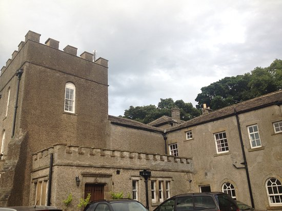 old victorian hunting lodge meant to look like a castle picture of