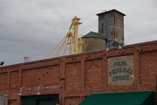 Napa River Inn at the Historic Napa Mill: Napa Mill