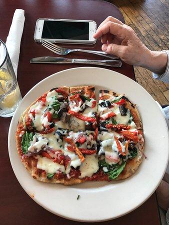 Jordan Street Cafe: Pizza special