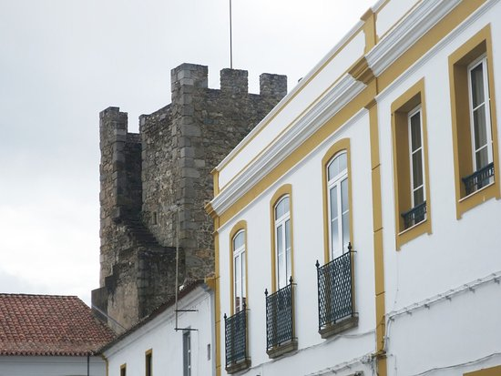 Walls of Evora