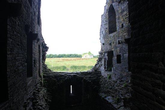Ballylongford, أيرلندا: vista para o exterior
