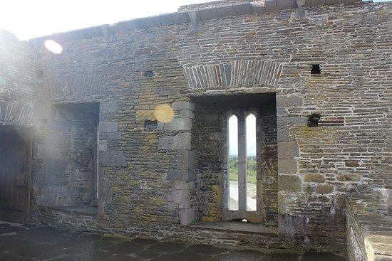 Ballylongford, أيرلندا: espreitando pela janela