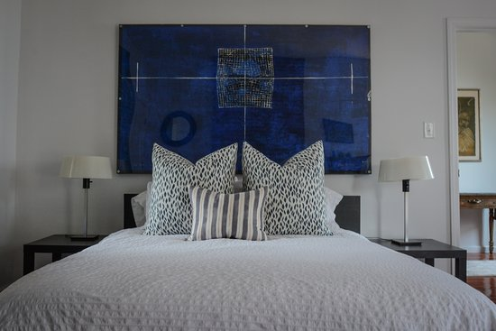 Haverstraw, Estado de Nueva York: Blauvelt Room Queen Size Bed Photo: Nina Skowronski
