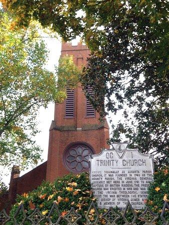 Staunton, VA: A small sampling of my photos of Trinity Church.