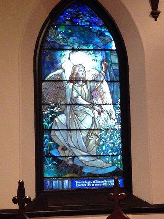 Trinity Episcopal Church: A small sampling of my photos of Trinity Church.