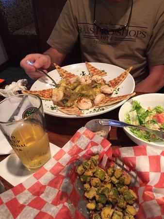 Palmetto Flats : Shrimp & Grits