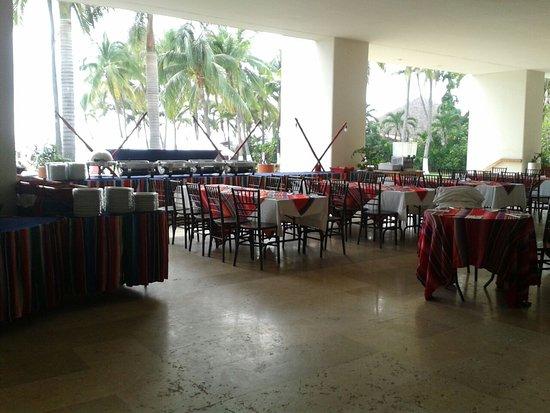 Emporio Ixtapa: preparando la cena mexicana ummmm