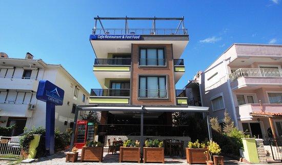 Villa Otel Restaurant Cafe