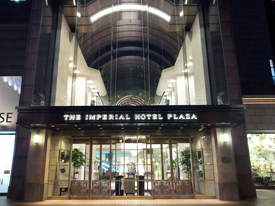 Imperial Hotel Plaza Tokyo