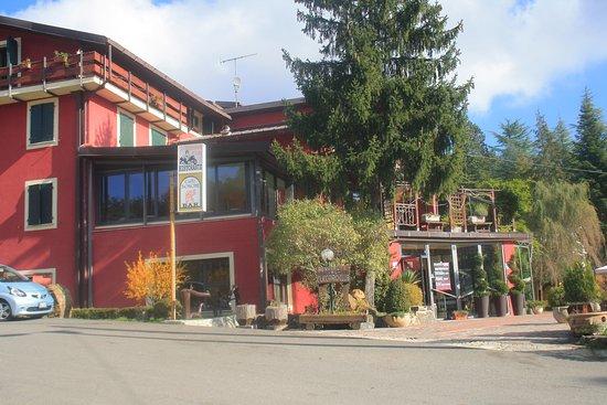 Rocchetta di Vara, Italie : Ingresso Cuccaro Club