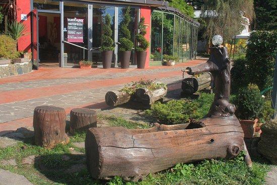 Rocchetta di Vara, Italie : Fontana