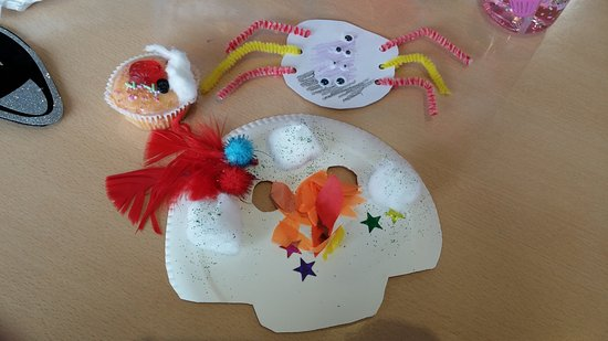 Fun4all: Craft making on Halloween