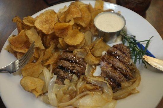 Mercer, PA: Das Fleisch und die Beilagen waren sehr gut!
