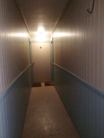 La Internacional Condos: Hallway to room