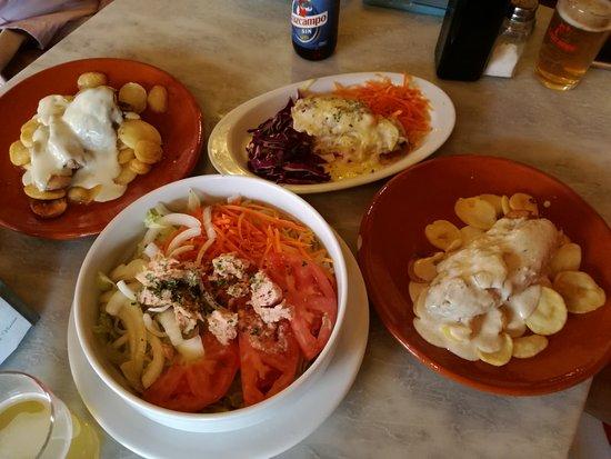 Photo of restaurante coloniales taken with tripadvisor - Bar coloniales sevilla ...